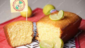 کیک لیمویی