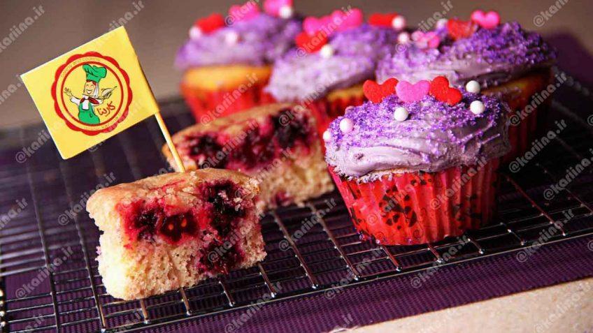 کاپ کیک شاتوت