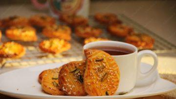 نان چایی قزوین